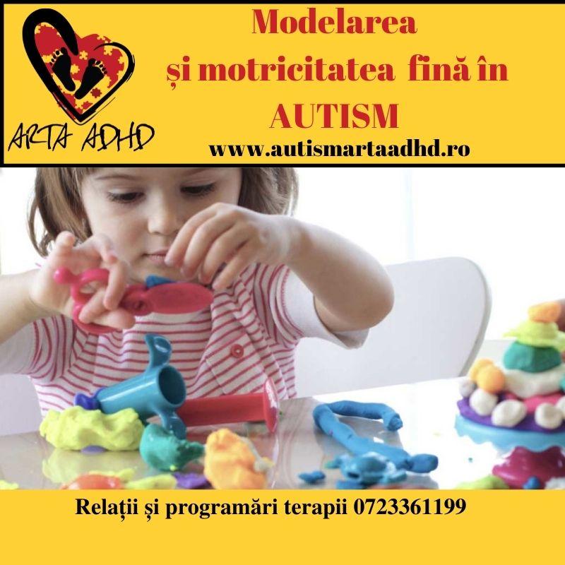 motricitatea fină în autism